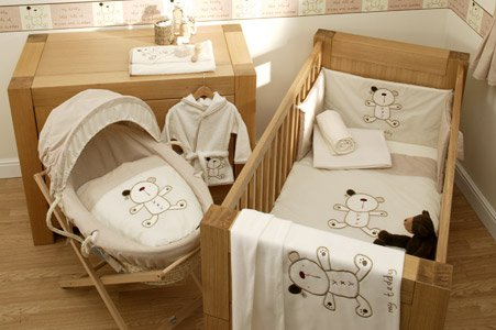 Patalynė kūdikiams ir motiniškas instinktas
