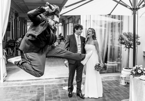 Vestuvių vedėjai: kodėl verta bendradarbiauti su kitų sričių specialistais?