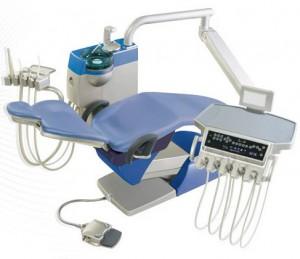 Odontologinė įranga kaina