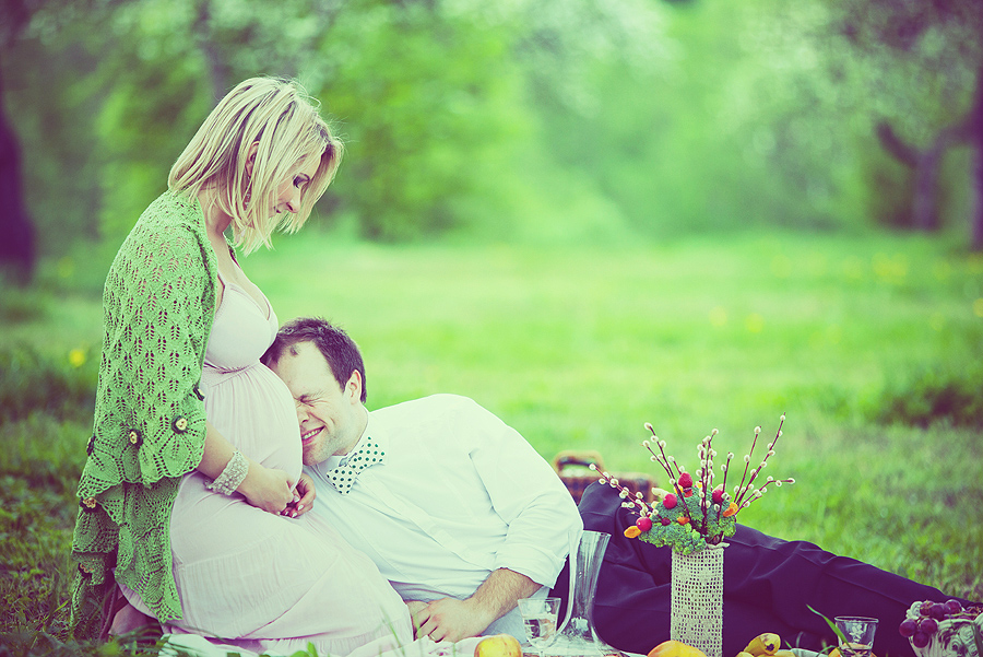 Nėščiosios fotosesija – įsimintinas vaikelio laukimas