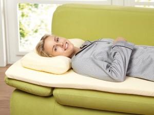 Ortopedinės miego pagalvės