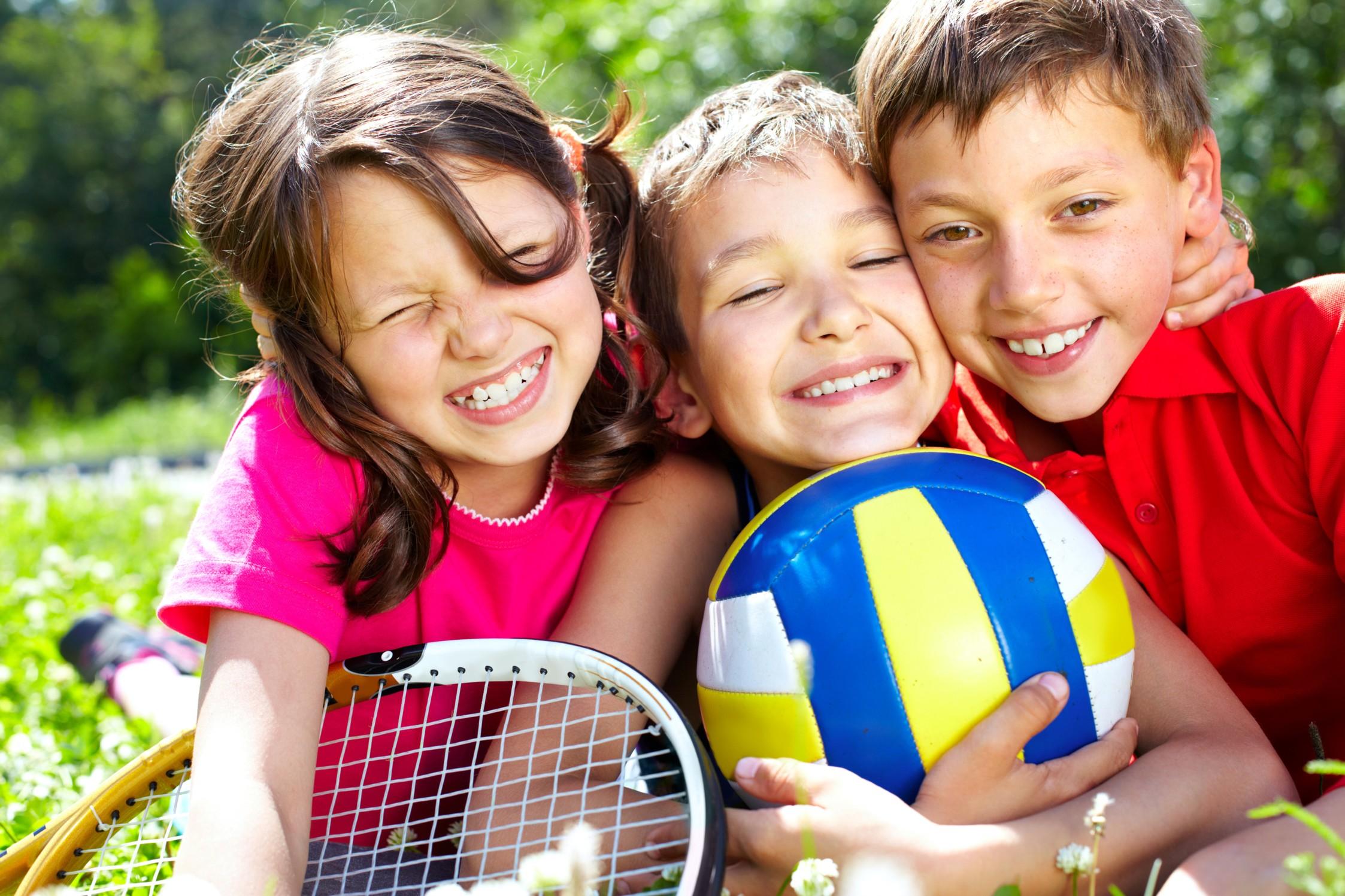 Vaikų darželis – tai linksma ir jauki aplinka