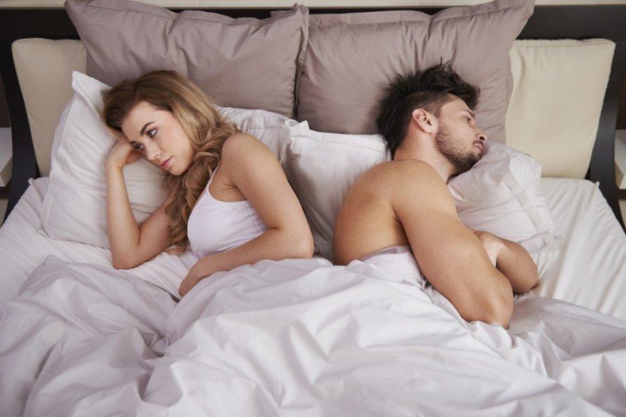Ar lytinės sveikatos sutrikimai tik vyrų problema?