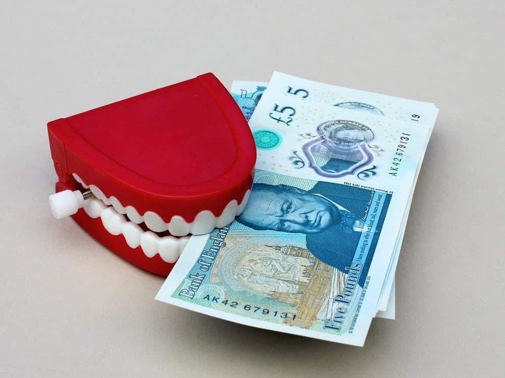 dantys implantacija